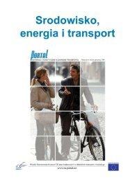 6. Środowisko, energia i transport