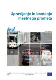 1. Uvod - PORTAL - Promotion of results in Transport Research and ...