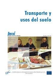 2. Interacción entre Uso del Suelo y Transporte