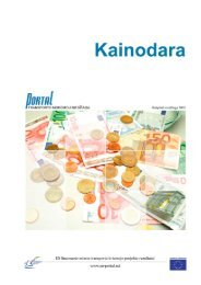 KT report Econimics and Pricing - PORTAL - Promotion of results in ...