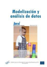 2. Modelización y Análisis de Datos - PORTAL - Promotion of results ...