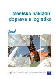 3. Vlastnosti nákladní dopravy v městských oblastech