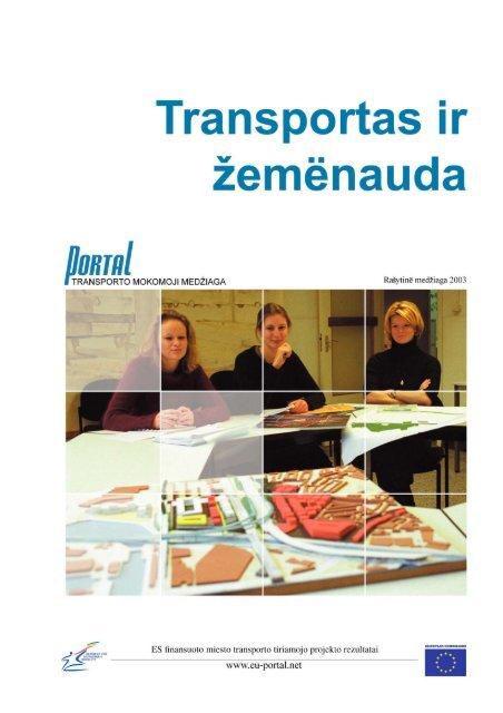 2. Žemės naudojimo ir transporto sąveika