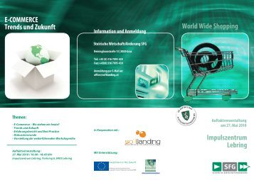 E Commerce Inside web - EU-Regionalmanagement ...