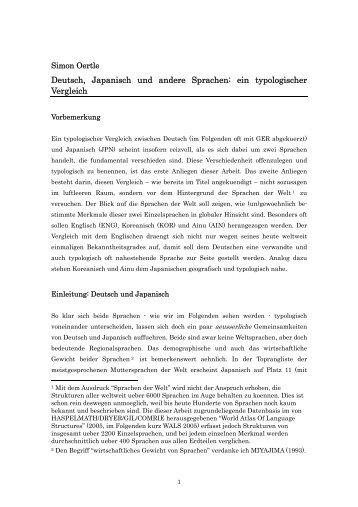 ein typologischer Vergleich - EU-RO-NI