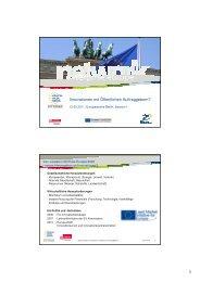Innovationen mit Öffentlichen Auftraggebern - Enterprise Europe ...