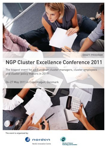 NGP Cluster Excellence Conference 2011 - Enterprise Europe ...
