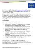 EU-Förderprogramm LIFE+ (2007 – 2013) - Enterprise Europe ... - Page 2