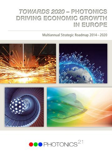 Photonics Driving Economic Growth in Europe - Photonics21