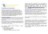 Belgien - Europäisches Verbraucherzentrum Deutschland