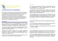 Luxemburg - Europäisches Verbraucherzentrum Deutschland