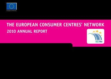 2010 Annual Report - European Commission - Europa