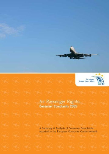 Air Passenger Rights: - European Commission - Europa