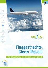 Fluggastrechte: Clever Reisen! - Europäisches Verbraucherzentrum ...
