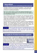 """Broschüre """"Ihre Rechte als Patient in der EU - Europäisches ... - Seite 3"""
