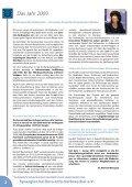 Jahresbericht 2009 - Europäisches Verbraucherzentrum Deutschland - Seite 4