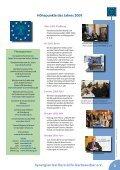 Jahresbericht 2009 - Europäisches Verbraucherzentrum Deutschland - Seite 7