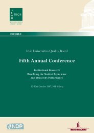 conference brochure - European University Association