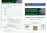 conference - European University Association