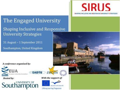 Bairbre Redmond - European University Association