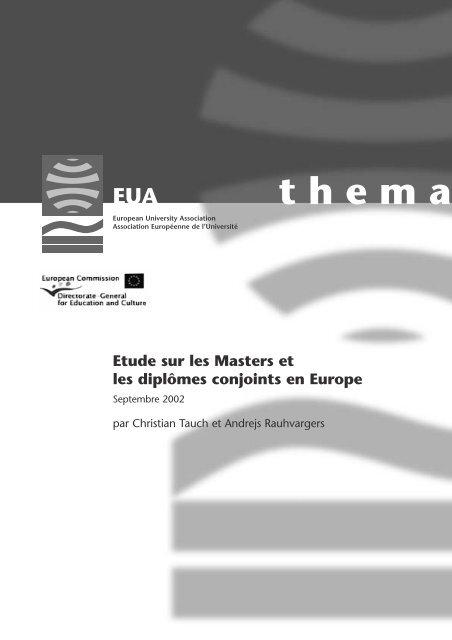 Les pays Baltes - European University Association