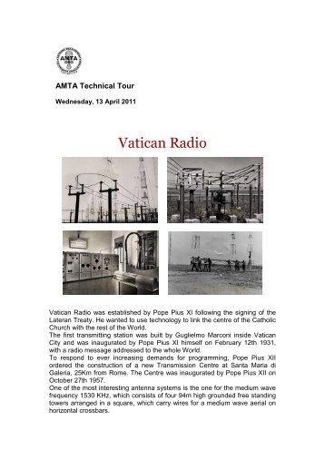 Vatican Radio - Eucap 2011