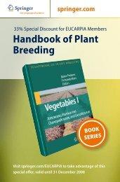 Handbook of Plant Breeding - Eucarpia