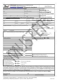 Bestellung eines Gebrauchtwagens - ASG4