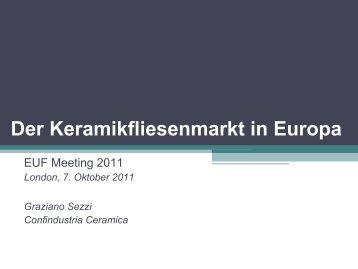Keramikfliesenmarkt - EUF