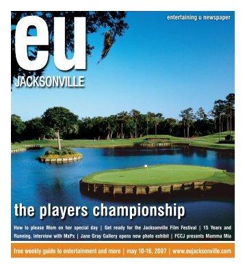 the players championship - Eujacksonville.com