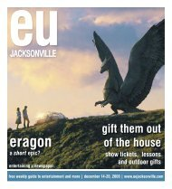 gift them out of the house - Eujacksonville.com