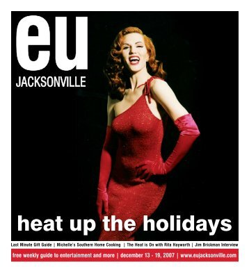 view this week's issue in Adobe PDF version - Eujacksonville.com