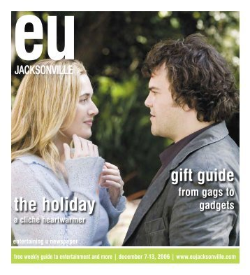 the holiday - Eujacksonville.com