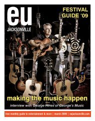 view the current issue in Adobe PDF version - Eujacksonville.com