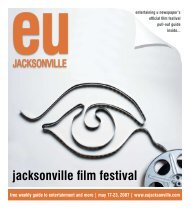 view this week's issue in Adobe - Eujacksonville.com