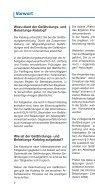 Gefährdungs-/Belastungskatalog - Eisenbahn-Unfallkasse - Seite 4