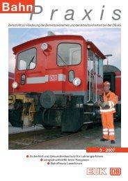 3 · 2007 - Eisenbahn-Unfallkasse