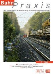Praxis - Eisenbahn-Unfallkasse