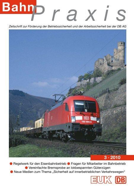 3 · 2010 - Eisenbahn-Unfallkasse