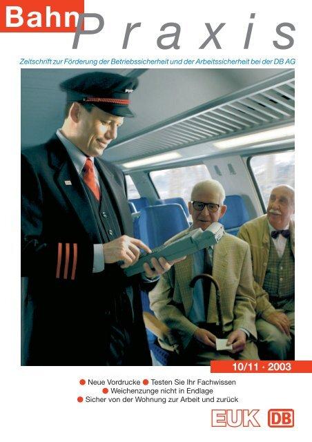 10/11 · 2003 - Eisenbahn-Unfallkasse