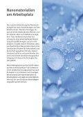 Nanomaterialien am Arbeitsplatz - Seite 5