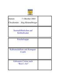 Jürg Himmelberger im Oktober - EULACH-CHUCHI Winterthur