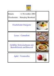 Hansjürg Bernhard im November - EULACH-CHUCHI Winterthur