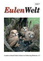 EulenWelt 2007 - Landesverband Eulenschutz in Schleswig ...