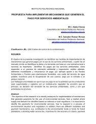 EDUCACIÓN PARA EL DESARROLLO SUSTENTABLE - Eumed.net