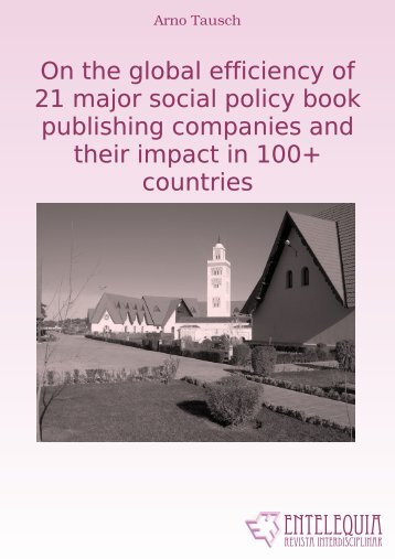 On the global efficiency of 21 major social policy ... - ResearchGate