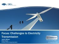 Focus: Challenges to Electricity Transmission