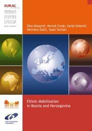 Ethnic Mobilization in Bosnia and Herzegovina - EURAC