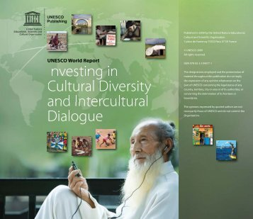 Investing in cultural diversity and intercultural dialogue ... - EURAC
