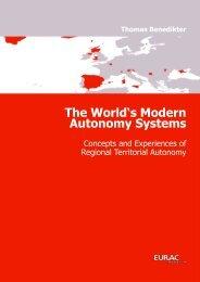 The World's Modern Autonomy Systems - EURAC